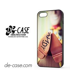Toy Story Andy Shoes DEAL-11357 Apple Phonecase Cover For Iphone SE Case