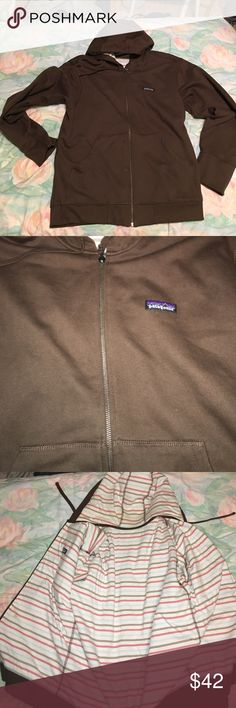 Patagonia Zip Up Jacket Condition:9/10. Contact me for more information or pictures! Patagonia Shirts Sweatshirts & Hoodies