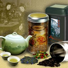 Herbal Teas and Tisanes:  How to Make an Herbal Tisane with Combinations for Herbal Tisanes.