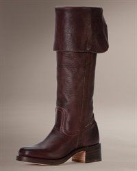 Frye Campus OTK boots. Can't wait for cooler weather to roll around!