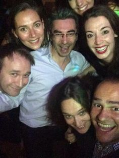 Octave group selfie #happy