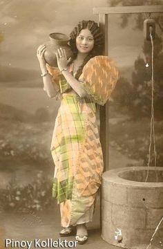 Pinoy with a heart of a collector Filipino Art, Filipino Culture, Ring Around The Moon, Filipino Fashion, Southeast Asian Arts, Philippine Art, Philippines Culture, Filipina Beauty, Beauty Around The World