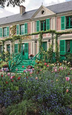 Tour Claude Monet's Gardens Photos   Architectural Digest