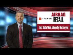 Georgia Legal News Update with Gary Martin Hays: Episode 18 - Takata Air...