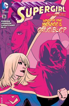 Weird Science: Supergirl #36 Review