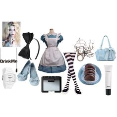 Alice in Wonderland - costume