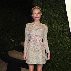 Kate Bosworth في GiambattistaPR Valli Haute Couture