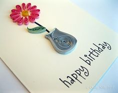 Quilly Nilly: Happy Birthday Cards, only 15 cards to go