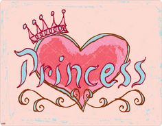 Pink Tiara Clip Art | ... Designs > Colors & Patterns > Heart Patterns > Princess Crown Pink