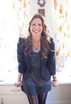 Jewelry designer Maya Brenner