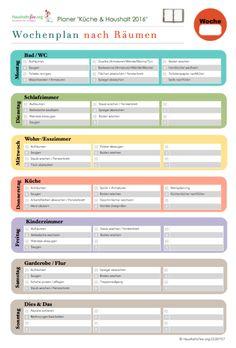 Monats-Putzplan: Jeden Monat kostenlos | Kostenlose Checklisten – Haushaltsfee-Shop ✅ – Haushalt ✅ Putzen ✅ Checkliste ✅