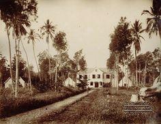 Woning districtscommissaris Meerzorg - Suriname