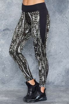 Mermaid Bones Ninja Pants - LIMITED ($120AUD) by BlackMIlk Clothing