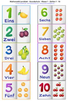 309 best Lernspiele images on Pinterest | Learning games, Activities ...