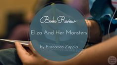 It has been a very, very long time since a book has had this much of an impact on me. Most of it was such a light and fun read! But there was also a very serious and raw emotional edge that made me totally fall in love with Eliza and Her Monsters by Francesca Zappia.  #bookreview #books #reading