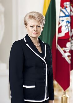 President of the Republic of Lithuania - Dalia Grybauskaite