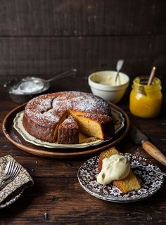 Nigella's Clementine cake ~ an old favourite. Clementine Recipes, Clementine Cake, Slow Cooker Desserts, Fun Desserts, Delicious Desserts, Cupcake Recipes, Dessert Recipes, Almond Cakes, Snacks