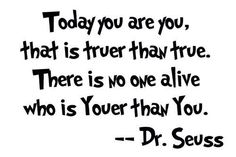 dr. seuss. loved this one since i was little