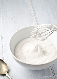 Blog post at The Endless Meal : Have you ever wanted to indulge with a giant scoop of whipping cream but then your heath conscious mind got the better of you, and you went [..]