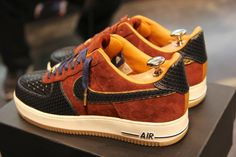 Nike Air Force 1 Bespoke Creations