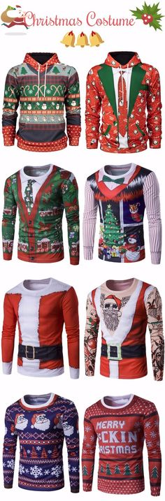 Christmas Costume for men