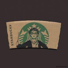 Harry Potter - Starbucks