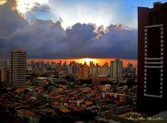 Belém, no entardecer. ♥  Pará - Brasil