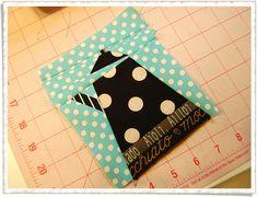 adorable teapot quilt square pattern!