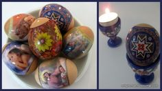 Painted EASTER eggs -Romania