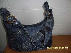 jeans vecchio?=Borsa