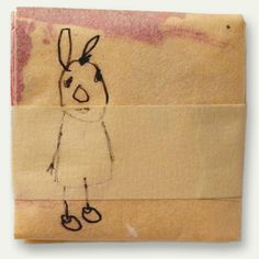 Tucker Rabbit girl Great sketch, love it's simplicity. Mixed Media Collage, Collage Art, Illustrations, Illustration Art, Foster Home For Imaginary Friends, Year Of The Rabbit, Rabbit Art, Bunny Art, Naive Art