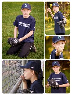 Little League Collage | Flickr - Photo Sharing!