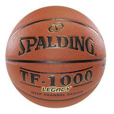 Spalding 28.5-in. TF1000 Legacy Basketball - Women's / Intermediate, Multicolor