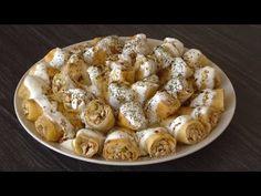 Tavuklu Sultan Kebabı Tarifi - YouTube
