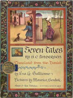 Seven Tales . 1959 . Sendak . Andersen