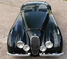 1951 Jaguar XK120 3.8 Litre Competition Roadster