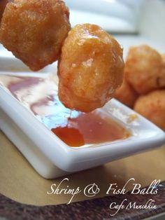 Shrimp & Fish Balls