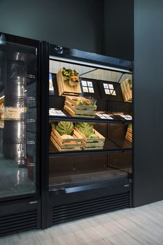 JORDAO@EUROSHOP 2020 FUTURO Fresh Produce multi deck display JORDAO COOLING SYSTEMS 2020® Catalog, Deck, Fresh, Futurism, Front Porches, Brochures, Decks, Decoration