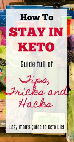 Tricks, tips and hacks on the Keto Diet to help you STAY IN KETO when life (obstacles) happen. – Pumpkin Smuggler Tricks, tips and hacks I've learned over the past 5 Months on the Keto Diet to help you STAY IN KETO when life (obstacles) happen