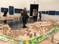 BIG HUMANHATTAN 2050 alla XVI Biennale Architettura Free Space