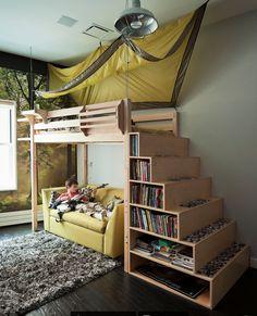 A proper boy's bedroom