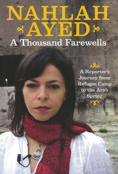 A Thousand Farewells by Nahlah Ayed
