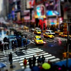 Times Square at 45th St. by jeremypix, via Flickr