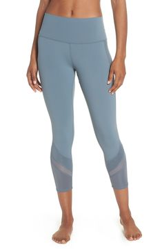 936f5969115 Free shipping and returns on Alo Elevate High Waist Capri Leggings at  Nordstrom.com.
