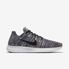 Nike Free RN Flyknit Oreo
