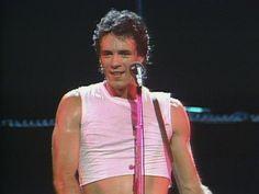 80s concert shot