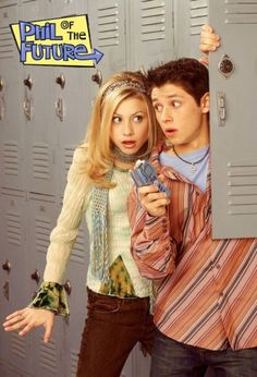 It's not 90s but I loved this show. I had the biggest crush on Phil.