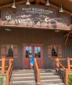 A look at The Cabins at Disney's Fort Wilderness Resort & Campground