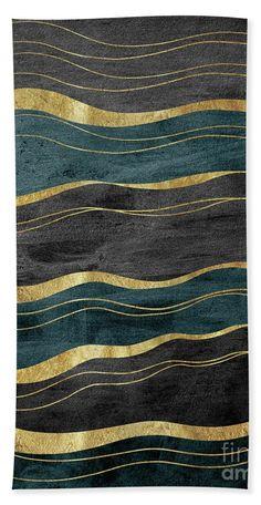 Rainbow Summer Sun Sea Stripes Swimming Country Club Microfibre Beach Towel