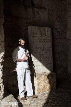 Bar Mitzwa - The Armenian Quarter - Jerusalem, Israel